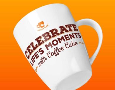 coffe cube